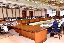 Pakistani Cabinet